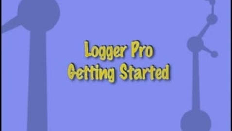 Thumbnail for entry Logger Pro - Getting Started