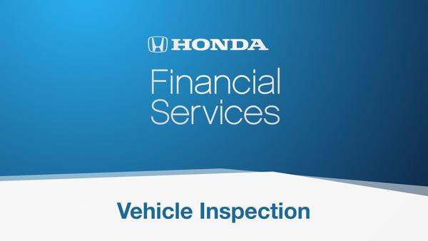Honda Financial Services Account >> Vehicle Inspection Charlie S Honda
