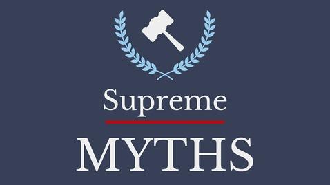 Thumbnail for entry Supreme Myths: Episode 11 (feat. Nina Sadowsky)