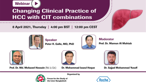 Thumbnail for entry Changing Clinical Practice of HCC with CIT combinations