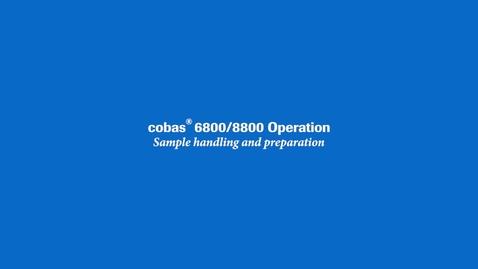 Thumbnail for entry SARS-CoV-2 - Sample Handling & Preparation
