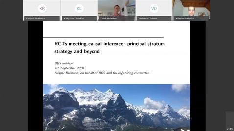 Thumbnail for entry BBS_RCTs meeting causal inference: principal stratum strategy and beyond-20200907 1200-1_188928352