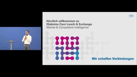 Thumbnail for entry Diabetes Care Lunch & Exchange - Market & Competitive Intelligence_25.11.2019
