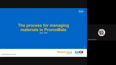 Thumbnail for entry PromoMats: Process for Material Management