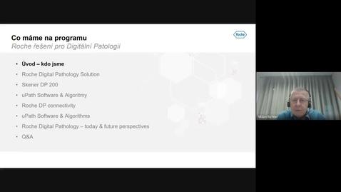 Thumbnail for entry Webinář Digital Pathology