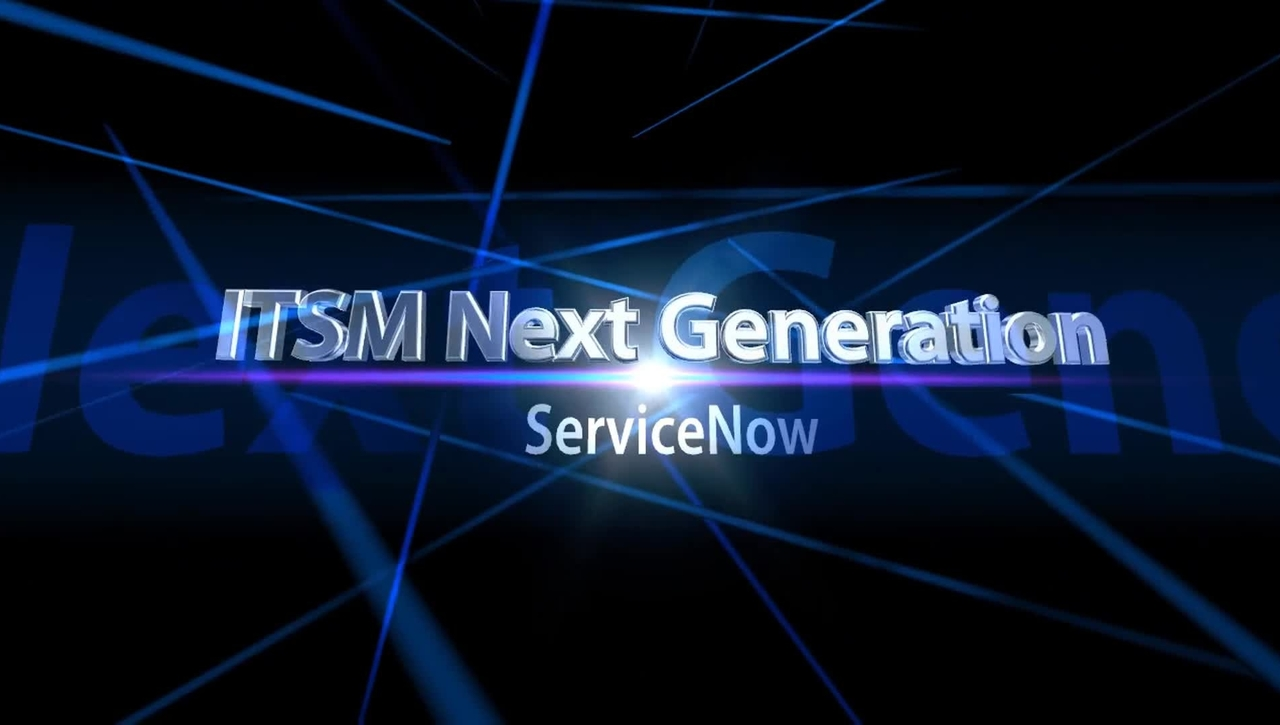 ServiceNow - Reporting Basics