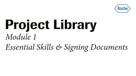 Thumbnail for entry Project Library - Module 1&2
