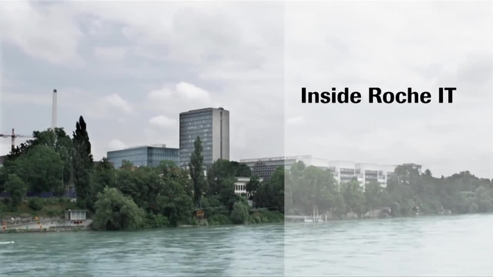 Inside Roche IT