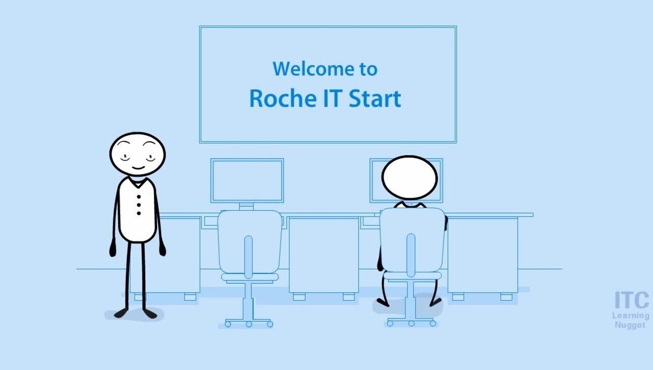 Roche IT Start Course