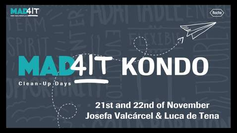 Thumbnail for entry MAD4IT KONDO - Clean Up Days