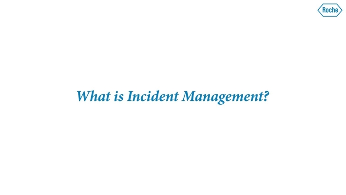 ITSM Training - Process - Incident Management - What is Incident Management?