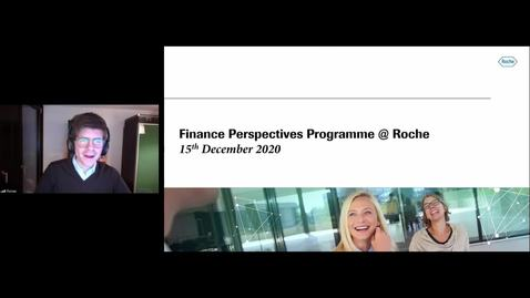 Thumbnail for entry Finance Perspectives Webcast 2020