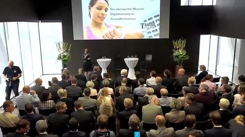 Thumbnail for entry Turmgespräche - Der überwachte Mensch: Digitalisierung im Gesundheitswesen