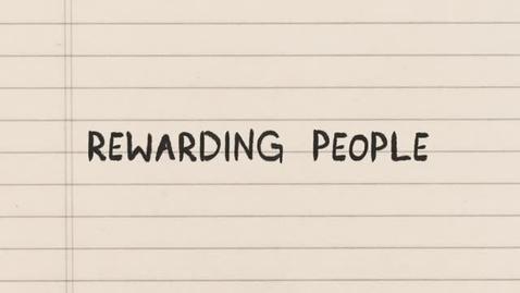 Thumbnail for entry Rewarding People Explainer Video