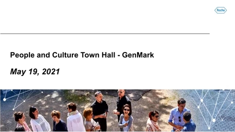 Thumbnail for entry HR Information Session for GenMark - 19 May 2021