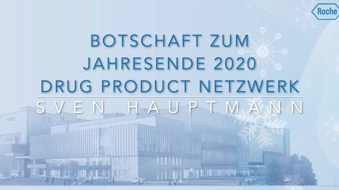 Thumbnail for entry PTG 2020 Year-End Message - German