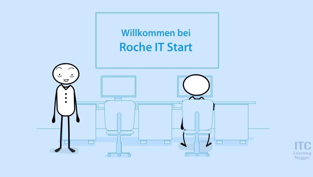 Roche IT Start Kurs