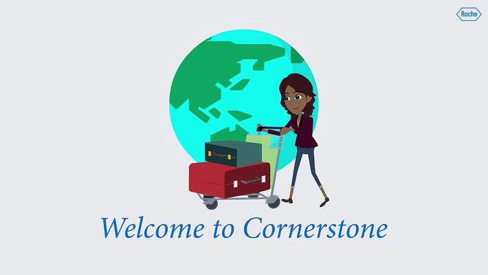 Cornerstone Welcome Video Learners GER New