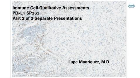 Thumbnail for entry MSA SP263 Immune Cell Scoring Part 2 of 3
