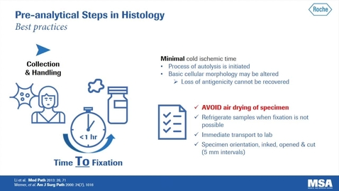Thumbnail for entry Every Slide Tells a Story: Methods for Successful Immunohistochemical Staining