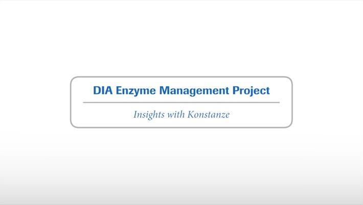 #2 DIA Enzyme Project Update