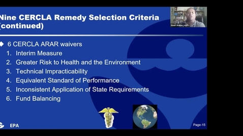 Thumbnail for entry Addressing Radiation at Superfund Sites