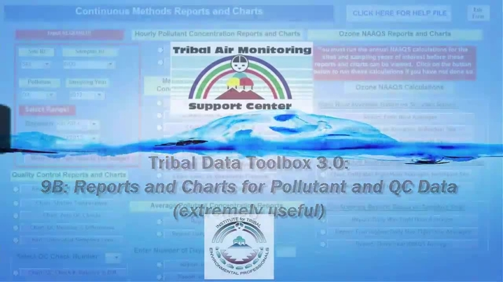 Thumbnail for channel Tribal Data Toolbox 3.0