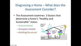 Thumbnail for entry Factors to Consider for Diagnosing a Home