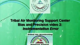 Thumbnail for entry Bias and Precision Video 2_ Instrumentation Error