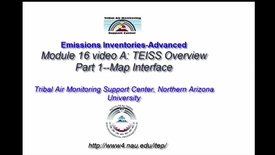 Thumbnail for entry EI Advanced 16A_ TEISS Overview-Map Interface
