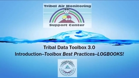 Thumbnail for entry Tribal Data Toolbox 3.0 - 1D_ Introduction - Logbo