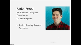 Thumbnail for entry Federal Radon Funding