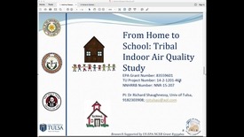 Thumbnail for entry Asthma Webinar Series #3: Asthma Research Results