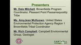 Thumbnail for entry EPA Brownfields Grant Program