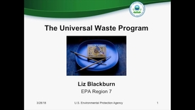 Thumbnail for entry What is Universal Waste?