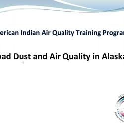 Thumbnail for channel Alaska Air Quality