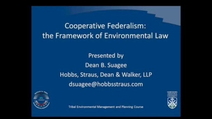 Thumbnail for channel Environmental Law and Policy