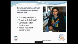 Thumbnail for entry Planning Radon Mitigation in Tribal Communities