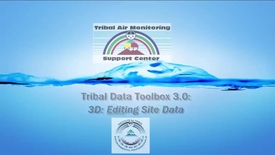 Thumbnail for entry Tribal Data Toolbox 3.0 - 3D_ Editing Site Data