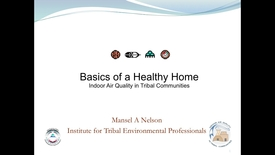 Thumbnail for entry IAQ - Introduction to Indoor Air Quality Basics