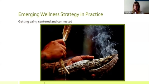 Thumbnail for entry Building Capacity to Safeguard Tribal Heath and Wellbeing in the Face of Climate Change