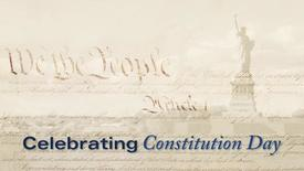 Thumbnail for entry Celebrating Constitution Day