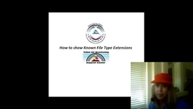 Thumbnail for entry   B-How to Show Full Filenames with Extensions