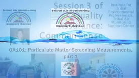 Thumbnail for entry QA101_ Particulate Matter Screening Measurements Q(1)
