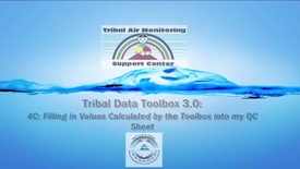 Thumbnail for entry Tribal Data Toolbox 3.0 - 4C_ Filling in Values Ca