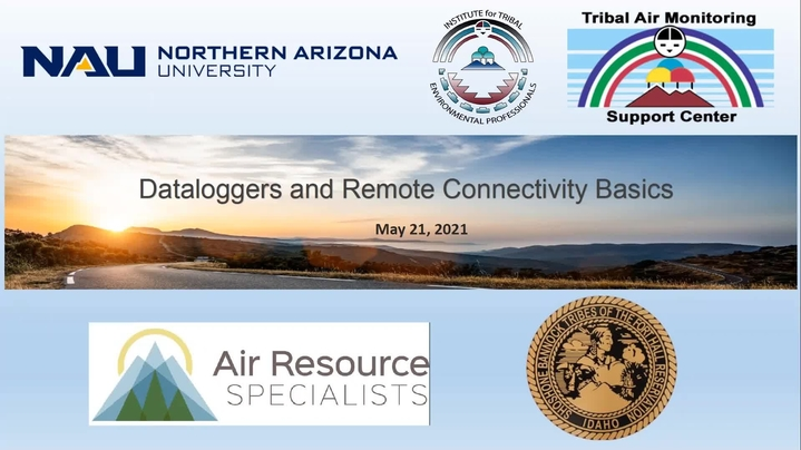 Thumbnail for channel 2021 National Tribal Forum on Air Quality