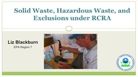 Thumbnail for entry Introduction to Identifying Wastes