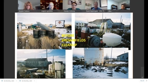 Thumbnail for entry Brownfields & Housing: Issues & Opportunities Or How TRP's (Tribal Response Programs) & TDHE's (Tribally Designated Housing Entities) Can Work Together
