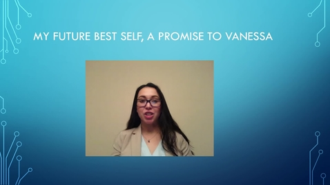 A Promise to my Future Self-Valero