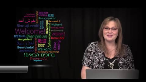 Dr. Judith Slapak-Barski Intro Video 2018